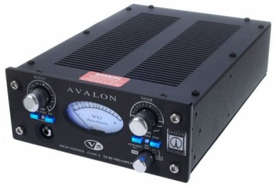 Avalon Design V5 Black