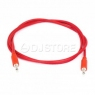 SZ-AUDIO Cable 15 cm Red
